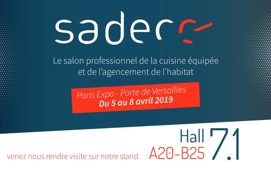 Salon SADECC du 5 au 8 avril – Porte de Versaille PARIS